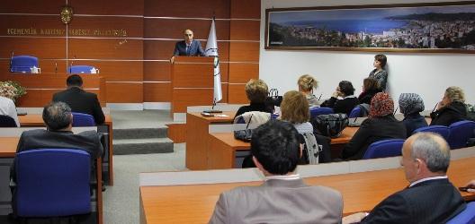 Rize Kent Konseyi Yılın İlk Değerlendirme Toplantısını Gerçekleştirdi
