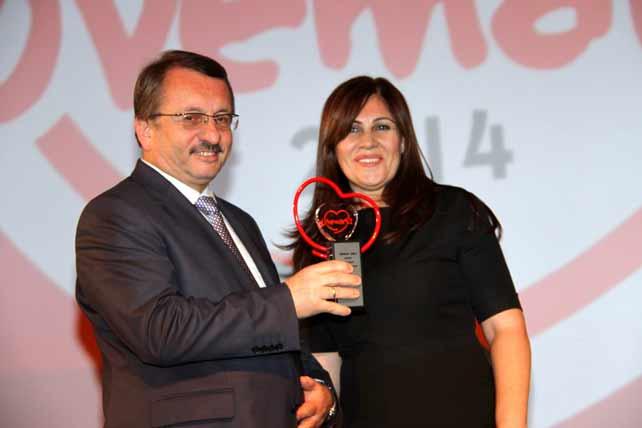 """""""Türkiye'nin En Sevilen Çay Markası"""" Ödülü ÇAYKUR'UN"""