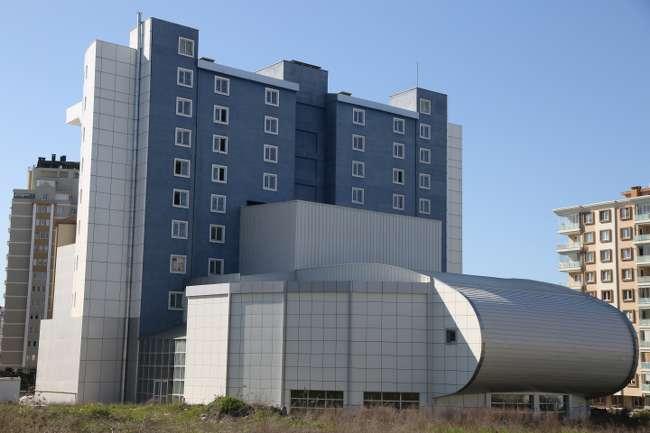 yeni hastane örnekleri..