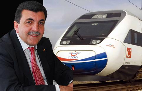 """""""Demiryolu Güzergahı Samsun Sarp Olmalıdır"""""""