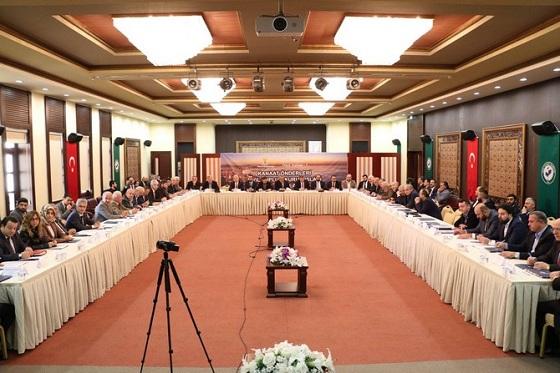 Rize'de Önemli Toplantı