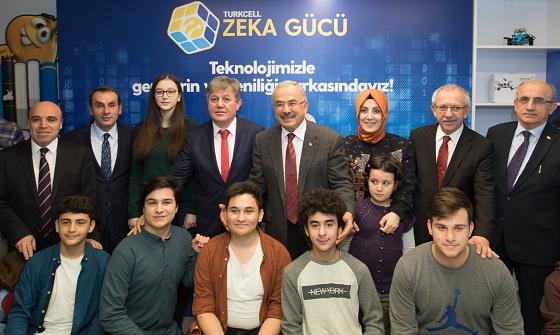 TURKCELL-Trabzon Zeka Gucu