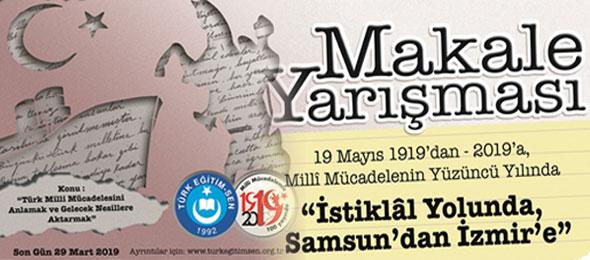 İSTİKLÂL YOLUNDA SAMSUN'DAN İZMİR'E