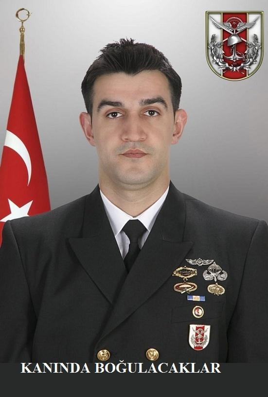 Şehit Yüzbaşı Celalettin Özdemir'e veda