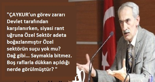 ÇAYMER'İ ZİYARET ETTİM