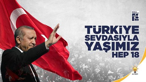 Erdoğan rize'de açılış gerçekleştirecek