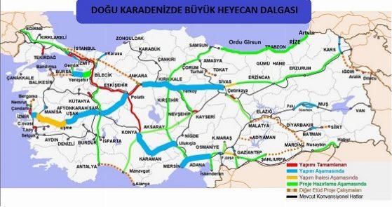 Trabzon Erzincan Hattı Can Yakacak!..