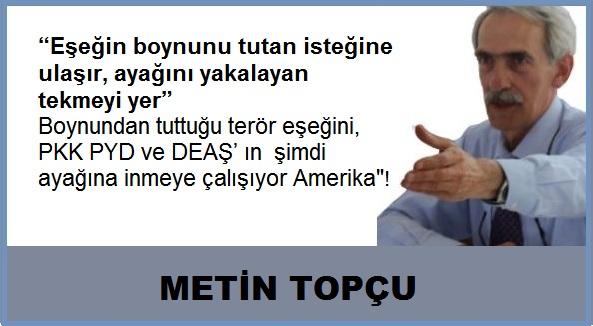 AMERİKAN TERÖR EŞEĞİ!