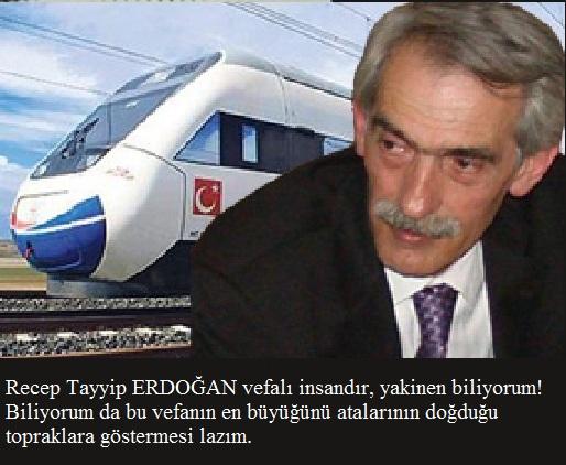 RECEP TAYYİP ERDOĞAN'IN VEFA BORCU VAR!