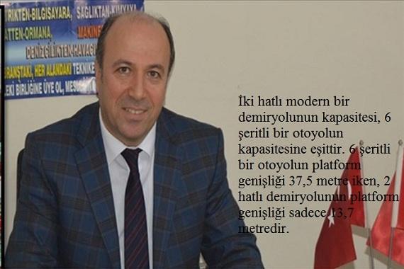 """""""BÖLGEMİZİN KADERİNİ DEĞİŞTİRECEKTİR"""""""