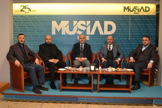 Başkan Metin, Müstakil Sohbetler Programının Konuğu oldu