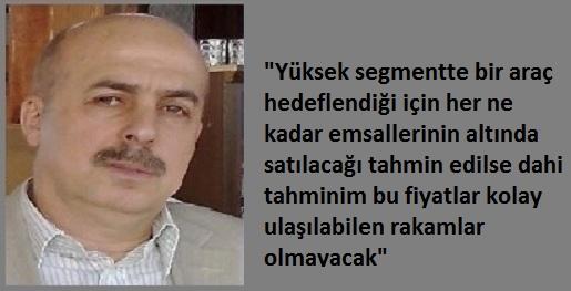 YERLİ OTOMOBİL KONUSU