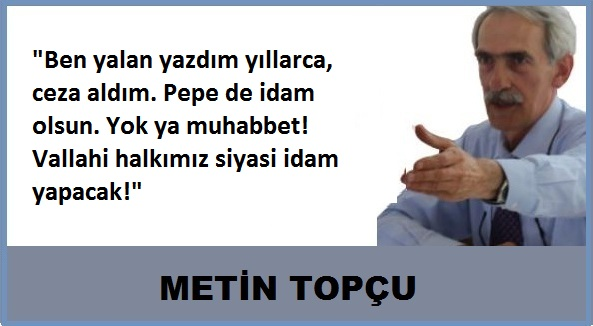 OSMAN PEPE YALAN DİYOR!..