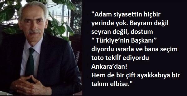 ALİ KOÇ'UN FENERİ