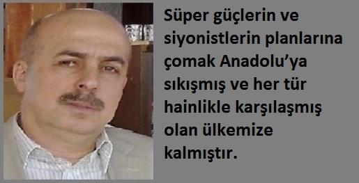 BU GÜNLER, GELECEĞİN ŞAHİDİ..
