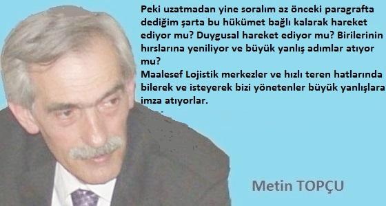 KARADENİZ'E KARA TREN